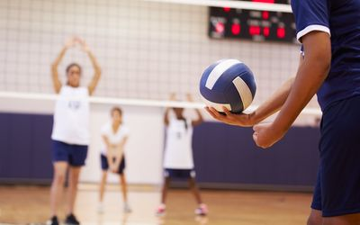 Volleyball Teams, Clubs & Leagues Insurance